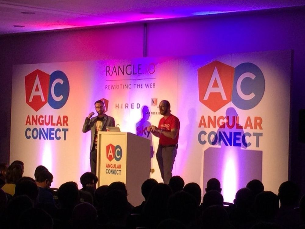 Angular Connect 2017